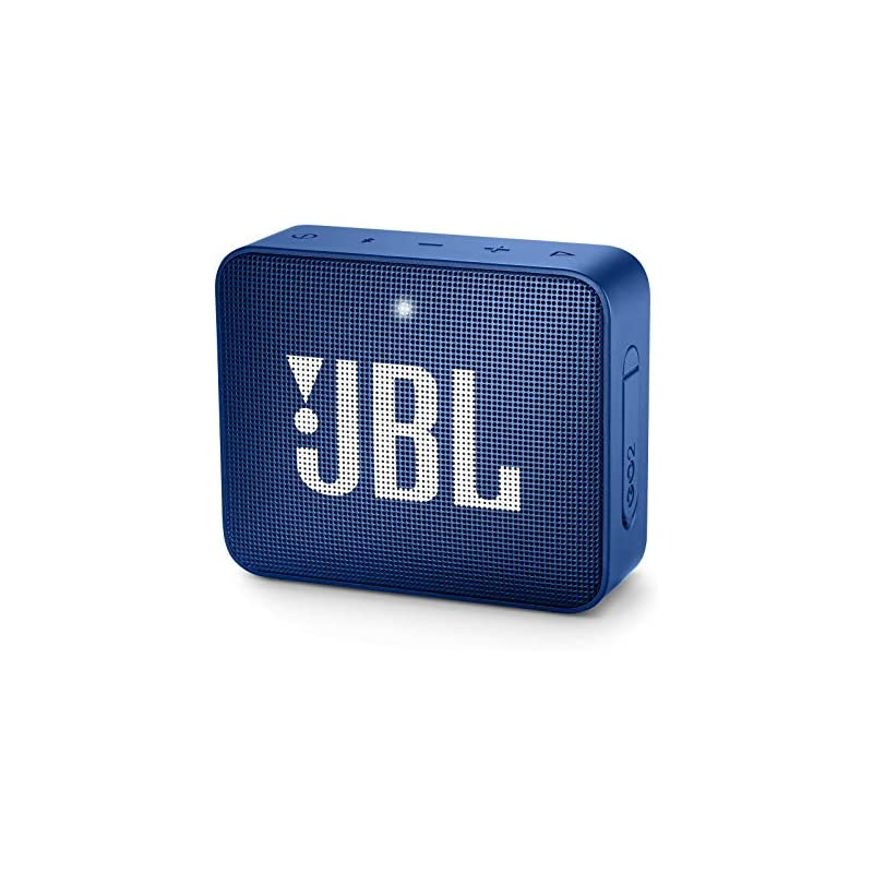 JBL GO 2 Portable Bluetooth Waterproof S