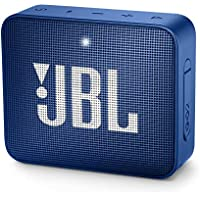 JBL GO 2 Portable Bluetooth Waterproof Speaker (Deep Sea...