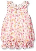 Nannette Girls' Dress 2 Piece Chiffon Bu...