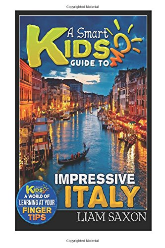 Smart Kids Guide IMPRESSIVE ITALY product image