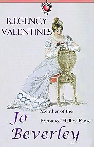 book cover of Regency Valentines