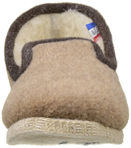 Bas miel Calmont Adulte Mixte Chaussons Beige Rondinaud Aw8HqZxWa