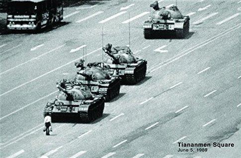 Tiananmen Square - 1989 - 24x36