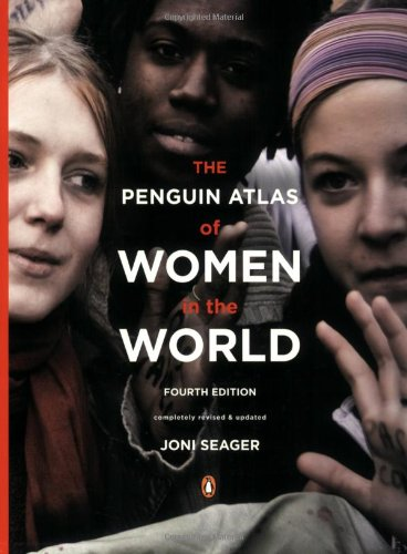 The Penguin Atlas of Women in the World: Fourth