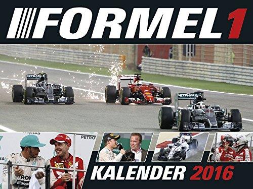 Formel 1 2016 40x30