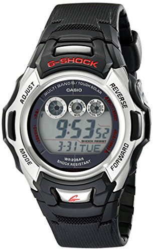 - Casio G-Shock GWM500A-1 Digital Wrist Watch