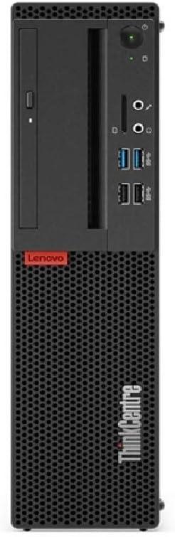 Lenovo ThinkCentre M725s SFF 8GB 1TB AMD Ryzen 5 2400G PRO X43.6GHz,Black(Renewed)