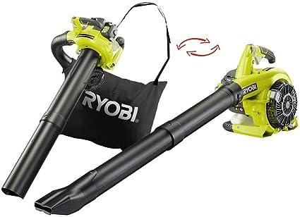 Ryobi RBV26B RBV26B-Aspirador, soplador, triturador de 26 CC ...