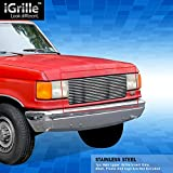 89 f150 grill - Off Roader eGrille Stainless Steel Billet Grille Grill Fits 87-91 Ford Bronco/F-Series Pickup