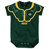 Green Bay Packers NFL Shoulder Pad Infant Onesie Coverall