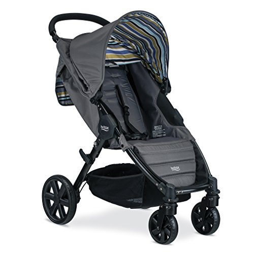 Image of the Britax Pathway Stroller, Crew