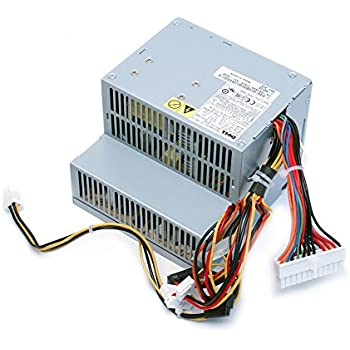 51A4slwF%2BbL._SL500_AC_SS350_ amazon com genuine dell optiplex 755 745 sff power supply rm117  at eliteediting.co