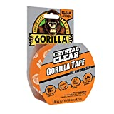 "Gorilla Tape, Crystal Clear Duct Tape, 1.88"" x 9 yd,..."