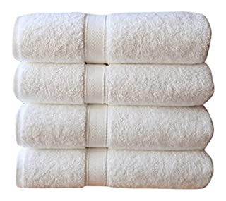 Linum Home Textiles Luxury Hotel Collection 100% Turkish Cotton Terry Bath Towels (Set of 4) (B003U25W3K) | Amazon price tracker / tracking, Amazon price history charts, Amazon price watches, Amazon price drop alerts