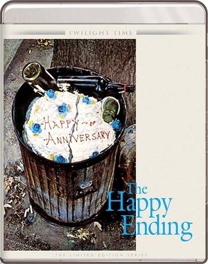 The Happy Ending - Twilight Time [1969] [Blu ray]