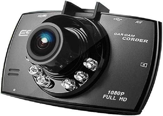 Doble Dash CAM 2.4 Pulgadas Cámara de Paneles Full HD 170 ° cámara ...