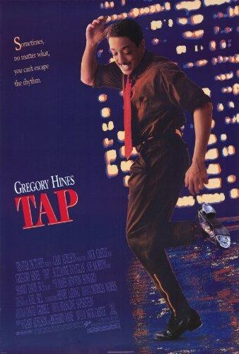 Tap POSTER Movie (27 x 40 Inches - 69cm x 102cm) (1989)