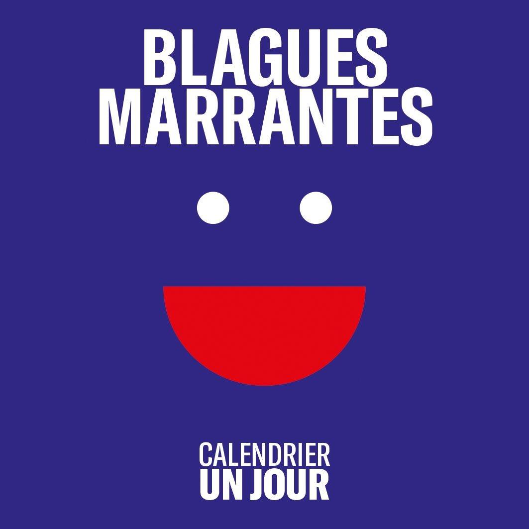 Calendrier Un jour - Blagues marrantes Broché – 19 septembre 2018 Collectif Editions du Chêne 2812318260 Vie quotidienne