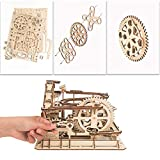 ROKR Mechanical 3D Wooden Puzzle Model Kit Craft