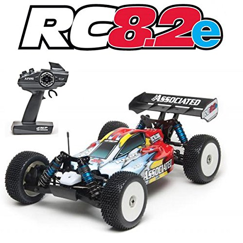 Team Associated 80908 RC8.2E RS RTR Truck from Team Associated