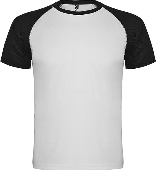 Camiseta Indianapolis 6650 Roly Técnica Niño Manga Corta: Amazon.es: Ropa y accesorios