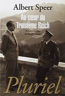 Au coeur du troisième Reich par Speer