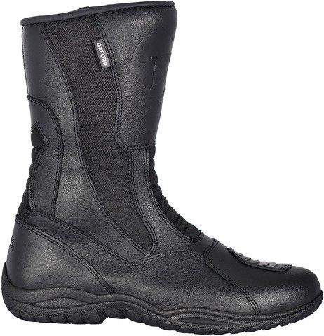 Oxford Tracker Boots (BLACK)
