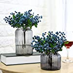 Artificial-Blueberry-Fruit-For-Home-Decoration-Pack-of-15-Blue