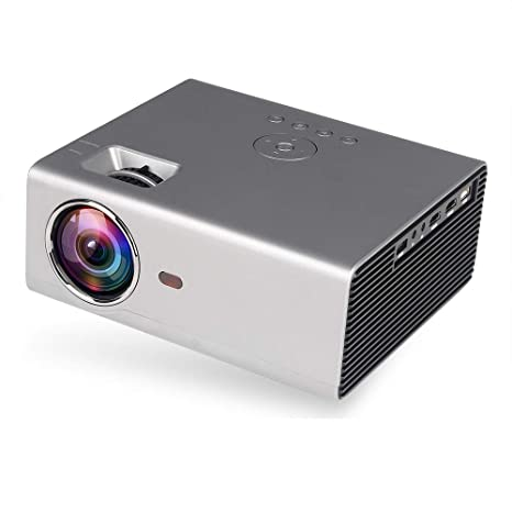 ZUKN Mini Inteligente Proyector 2000 Lúmenes HD 1280 * 720 Píxeles ...