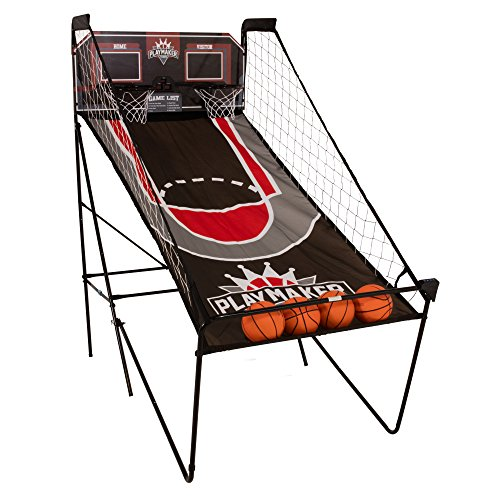 Triumph Play Maker Double Shootout Basketball Game (Indoor Arcade Basketball)