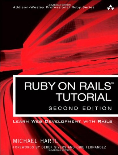 [PDF] Ruby on Rails Tutorial: Learn Web Development with Rails, 2nd Edition Free Download | Publisher : Addison-Wesley Professional | Category : Computers & Internet | ISBN 10 : 0321832051 | ISBN 13 : 9780321832054