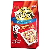 ビタワンWソフトビーフチーズ330g おまとめセット【6個】