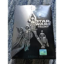 Star Wars Original Trilogy plus Extras / Episodes 4-5-6 / A New Hope – The Empire Strikes Back – Return of the Jedi / ENGLISH Audio