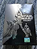 Star Wars Original Trilogy plus Extras / Episodes 4-5-6 / A New Hope - The Empire Strikes Back - Return of the Jedi / ENGLISH Audio [European DVD Region 2 PAL]