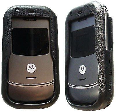 Motorola Razor Razr V3 V3c V3M V3I V3R V3T V3X Holster Case Belt clip cell phone ()
