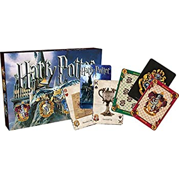 Harry Potter Playing Card Set Cards