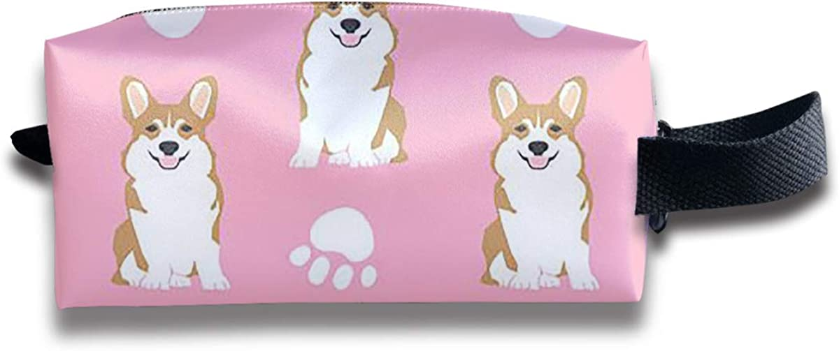 Novelty Colorful Dog-Puppy Portable Evening Bags Clutch Pouch Purse Handbags Cell Phone Wrist Handbags For Womens