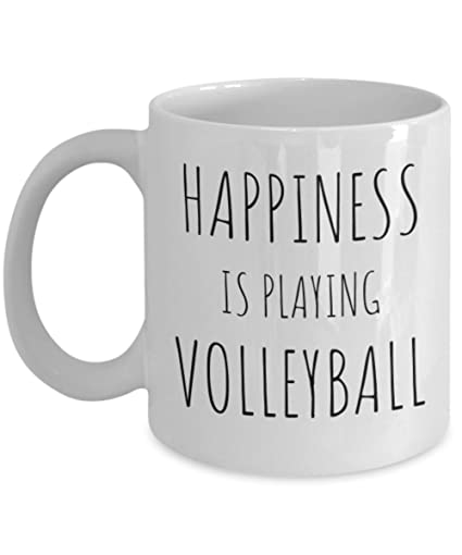 Amazon Funny Volleyball Player Gift