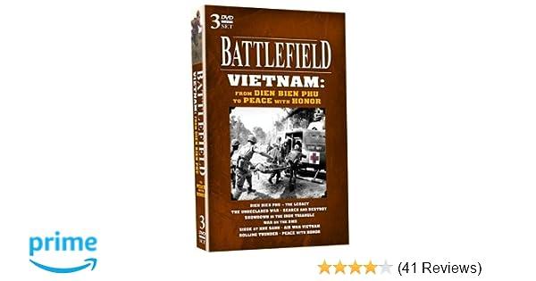 Amazon com: BATTLEFIELD - Vietnam: from Dien Bien Phu to