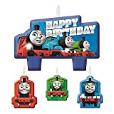 Thomas and Friends Birthday Candles - Set of 4