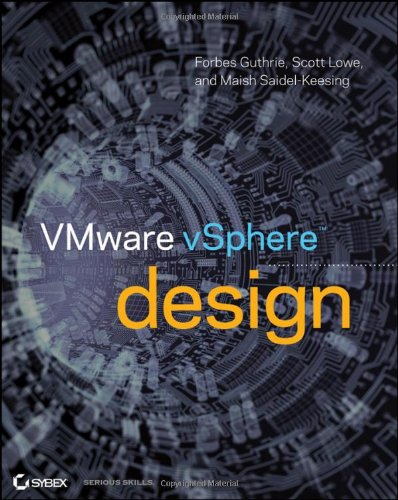 [PDF] VMware vSphere Design Free Download | Publisher : Sybex | Category : Computers & Internet | ISBN 10 : 0470922028 | ISBN 13 : 9780470922026