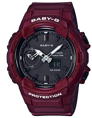 CASIO BABY-G BGA-230S-4AJF Womens Japan import (Baby G Shock Watches Women Red)