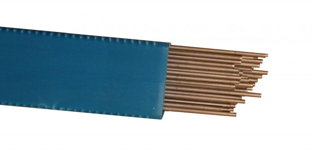 18 Long Grade 9 Ten Titanium Welding Rods 0.093 Dia 10