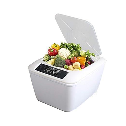 KYL Esterilizador de Frutas y Verduras for el hogar, Lavadora ...