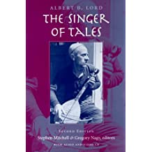 The Singer of Tales: Second Edition