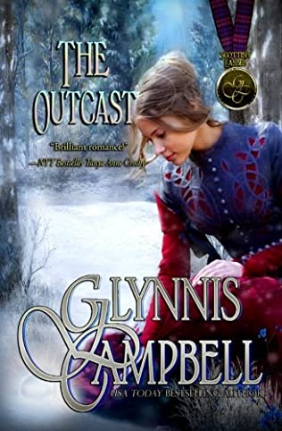 book cover of The Outcast