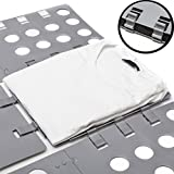 Professional Clothes Folder 3. Generation Folding Board for Washing Shirt Folder Laundry Folding Aid