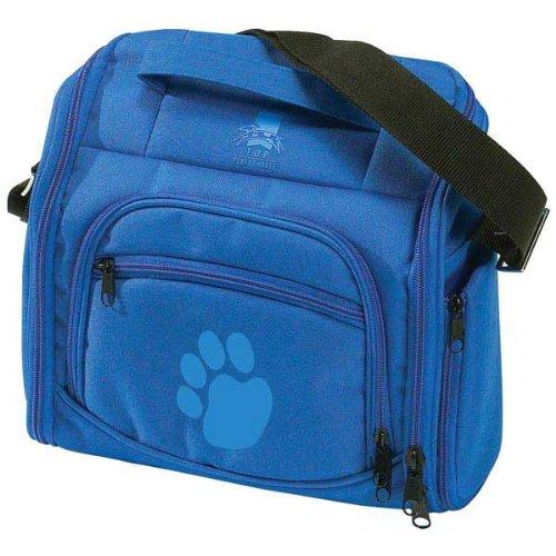 Top Performance Nylon Pet Groomer On The Go Bag, Blue