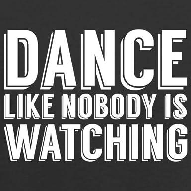 9 Colours Dressdown Dance Like Nobody is Watching Kids Hoodie 1-13 Years