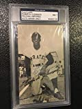 1955-57 Roberto Clemente Pittsburgh Pirates Signed